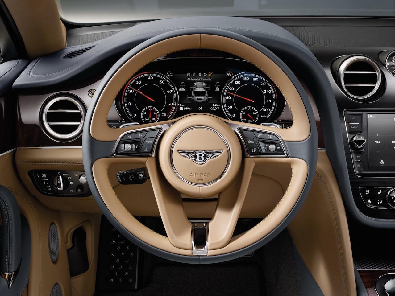 Bentley Bentayaga